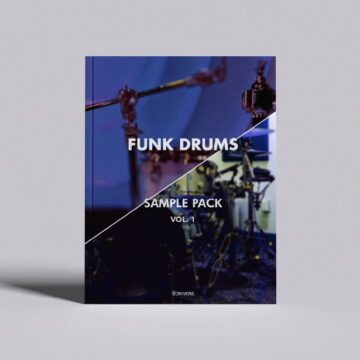 funk drum sample pack vol-1
