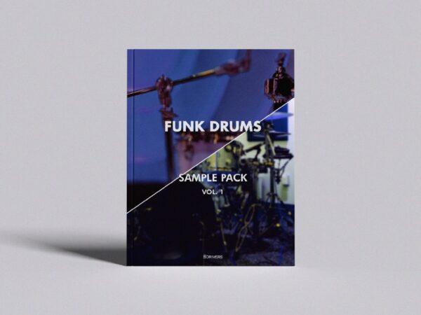 funk drum sample pack vol-1